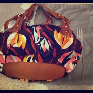 Missoni Leather and Canvas Bag- never used